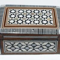 Caja del Egipto